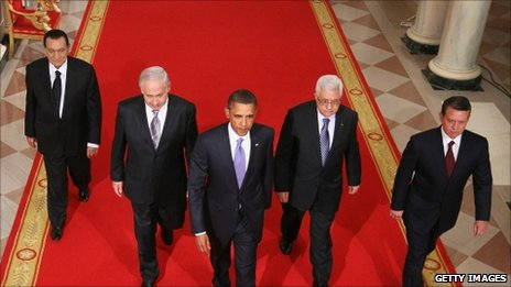Obama leads the way